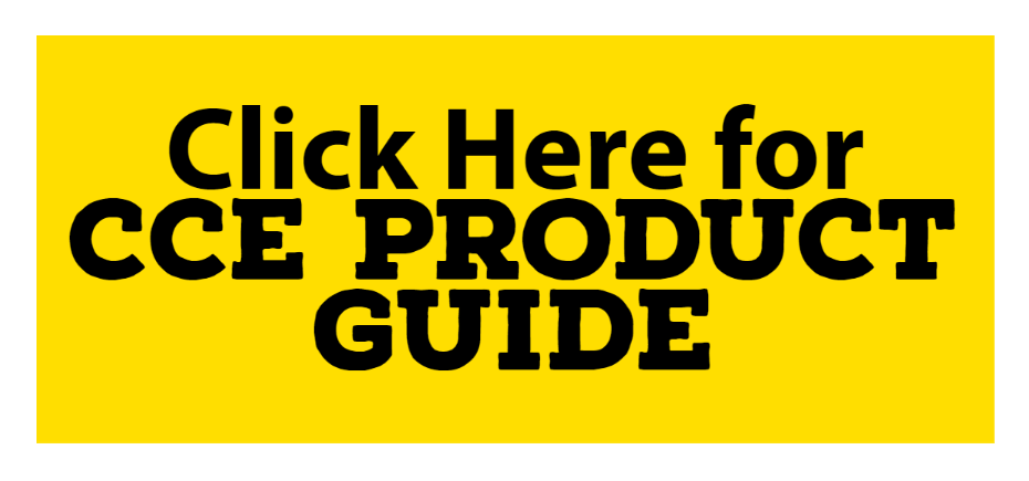 CCE Product Guide