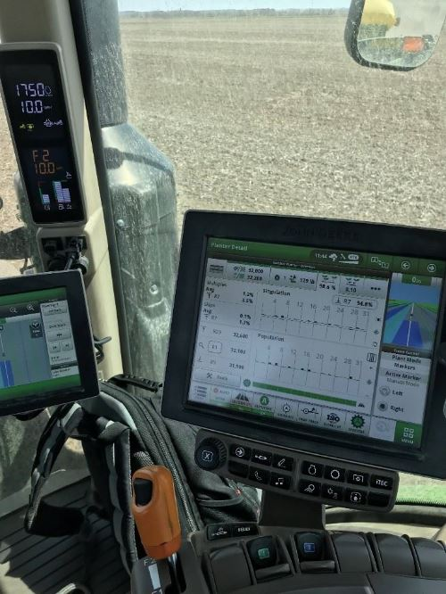 ExactEmerge Update #1: Planting Speed