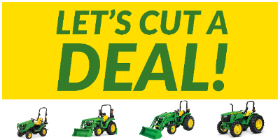 Let's CUT a Deal!!