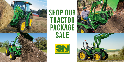 Shop Our Tractor Package Sale
