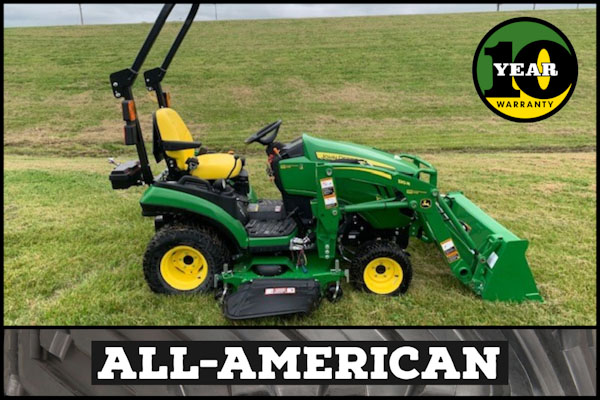 1025R Tractor | All-American Package