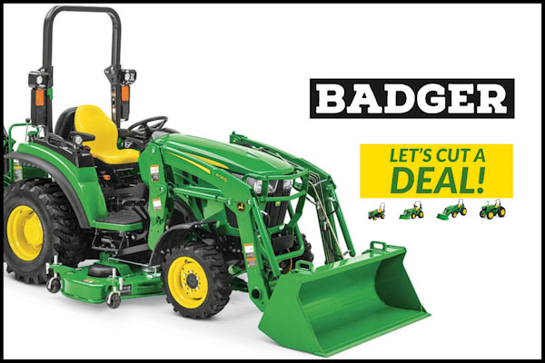 Badger | 2038R Tractor